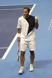 One Of The Greatest Tennis Players Of All Time Pistol Pete Sampras