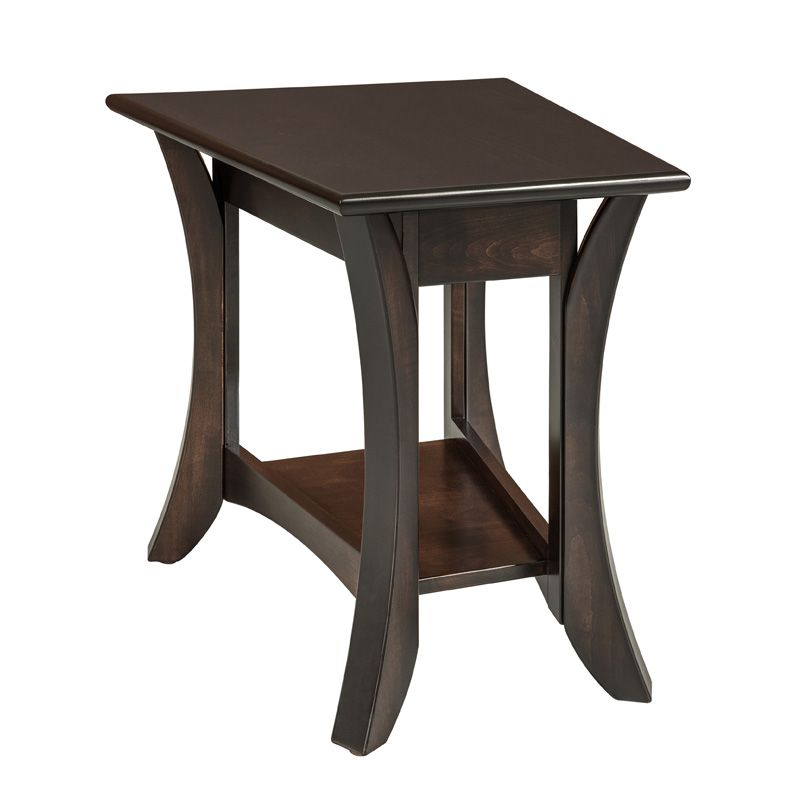 Exceptionnel Amish Catalina Wedge End Table | Amish Furniture | Shipshewana Furniture Co.