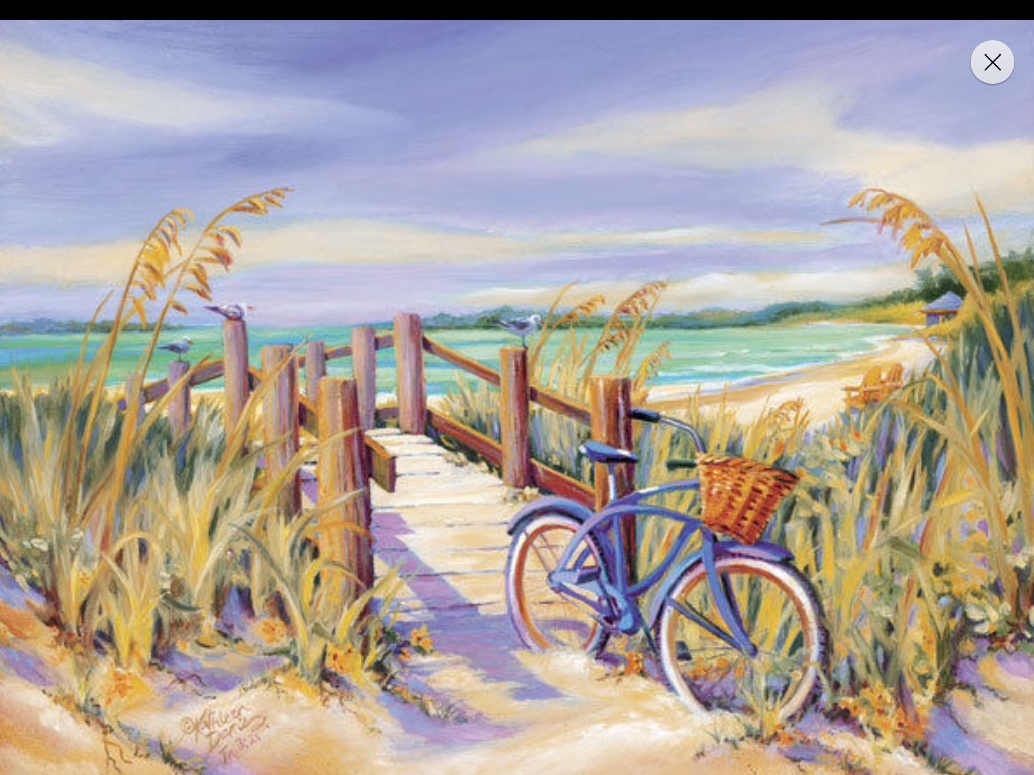 Beach chairs on the beach painting - Find This Pin And More On Art Photos More Arte Fotos Mas Peaceful Beach