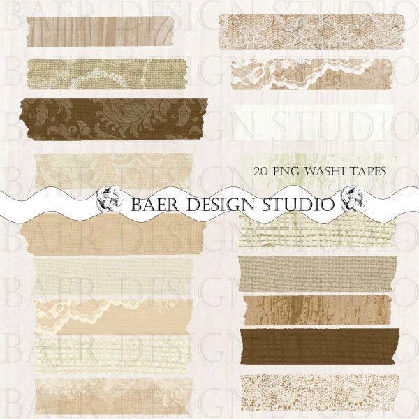 Wood Digital Washi Tape Rustic Wood Washi Tape Lace Washi Etsy Kartu Kertas Buku Tulis Kertas Dinding