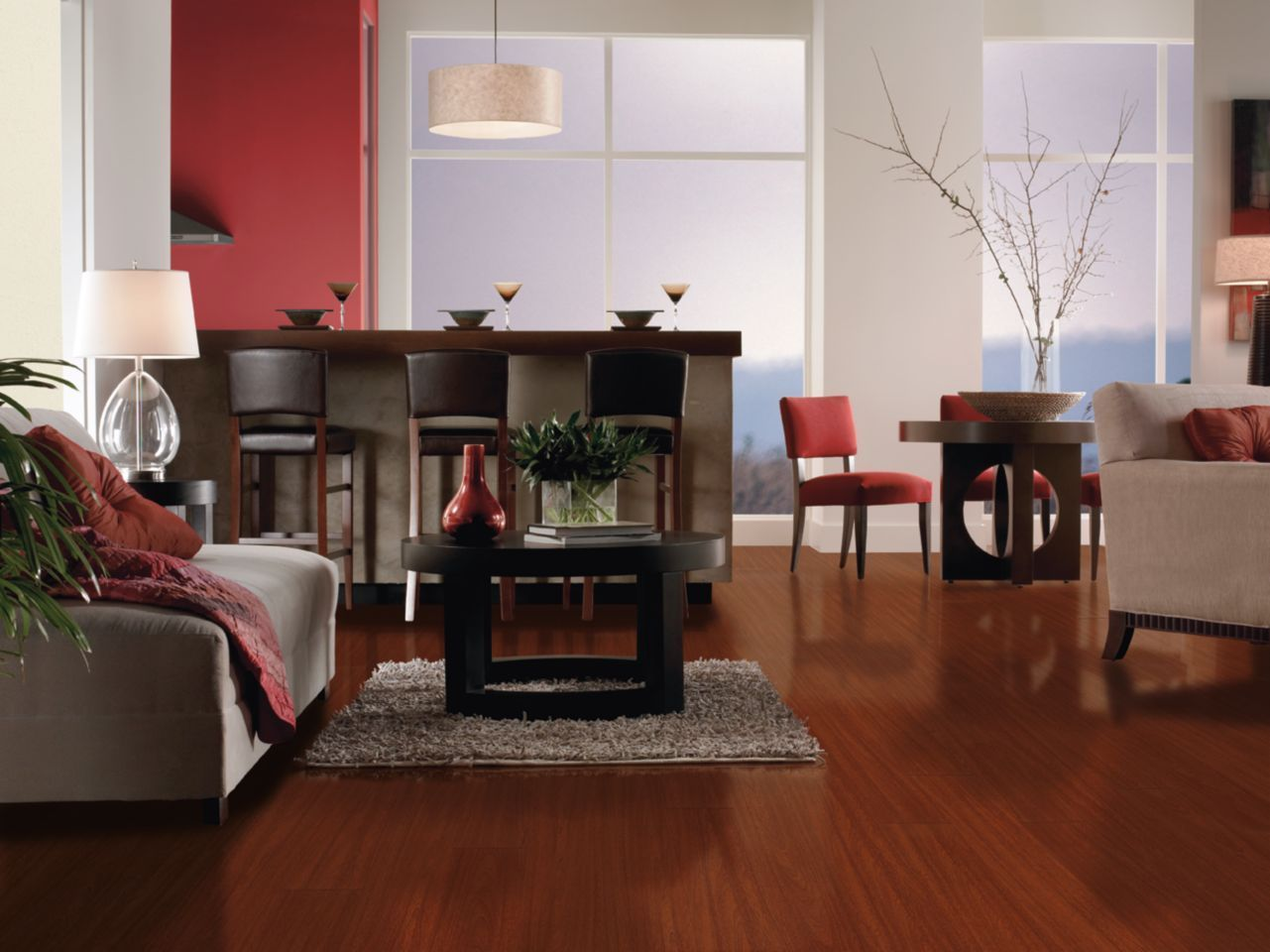 Achieve The Ultimate In Luxury Laminate Flooring With Armstrong Flooring Armstrong S Premium Laminate Floors Offer Stunning Tropical F Armstrong Hardwood Floors