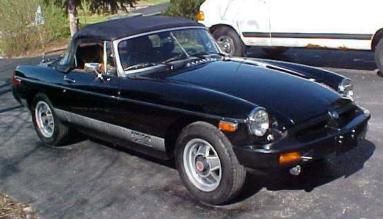 My 1980 MGB sports car   Things I like.   Cars, Vintage ...