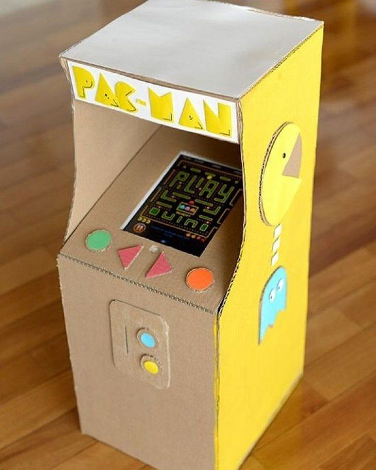Awesome Cardboard Games Part - 3: CARDBOARD TOYS