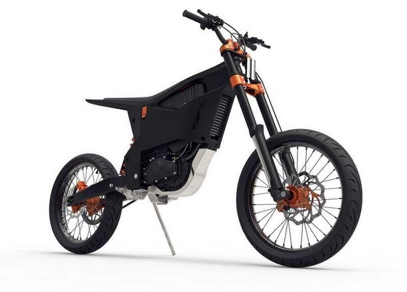Ktm Delta Electric Motorcycle Concept Electric Motorcycle Ktm