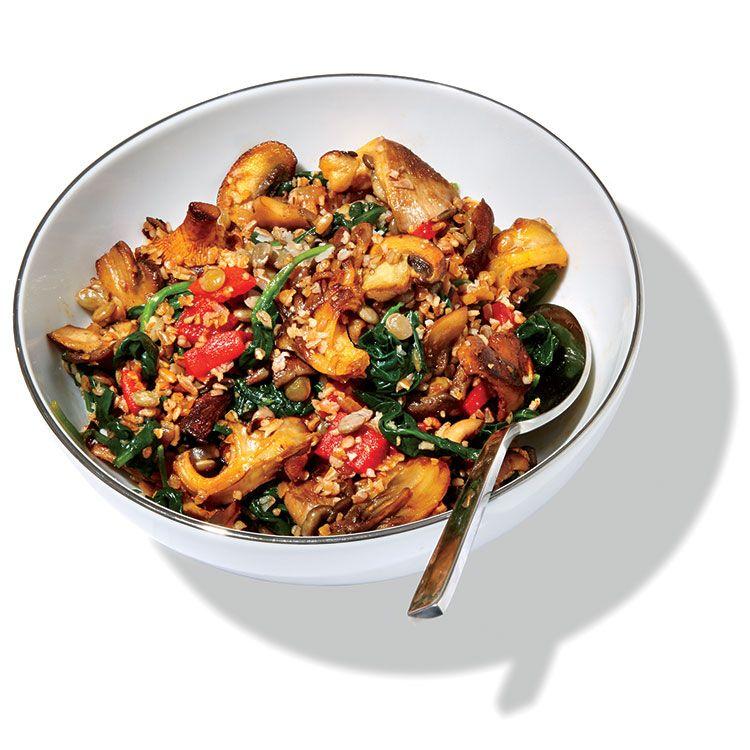 bulgur have it hot http www womenshealthmag com food grain bowls slide 3