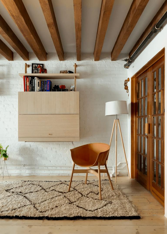 Une cuisine ouverte pour un loft inspiré DECO a