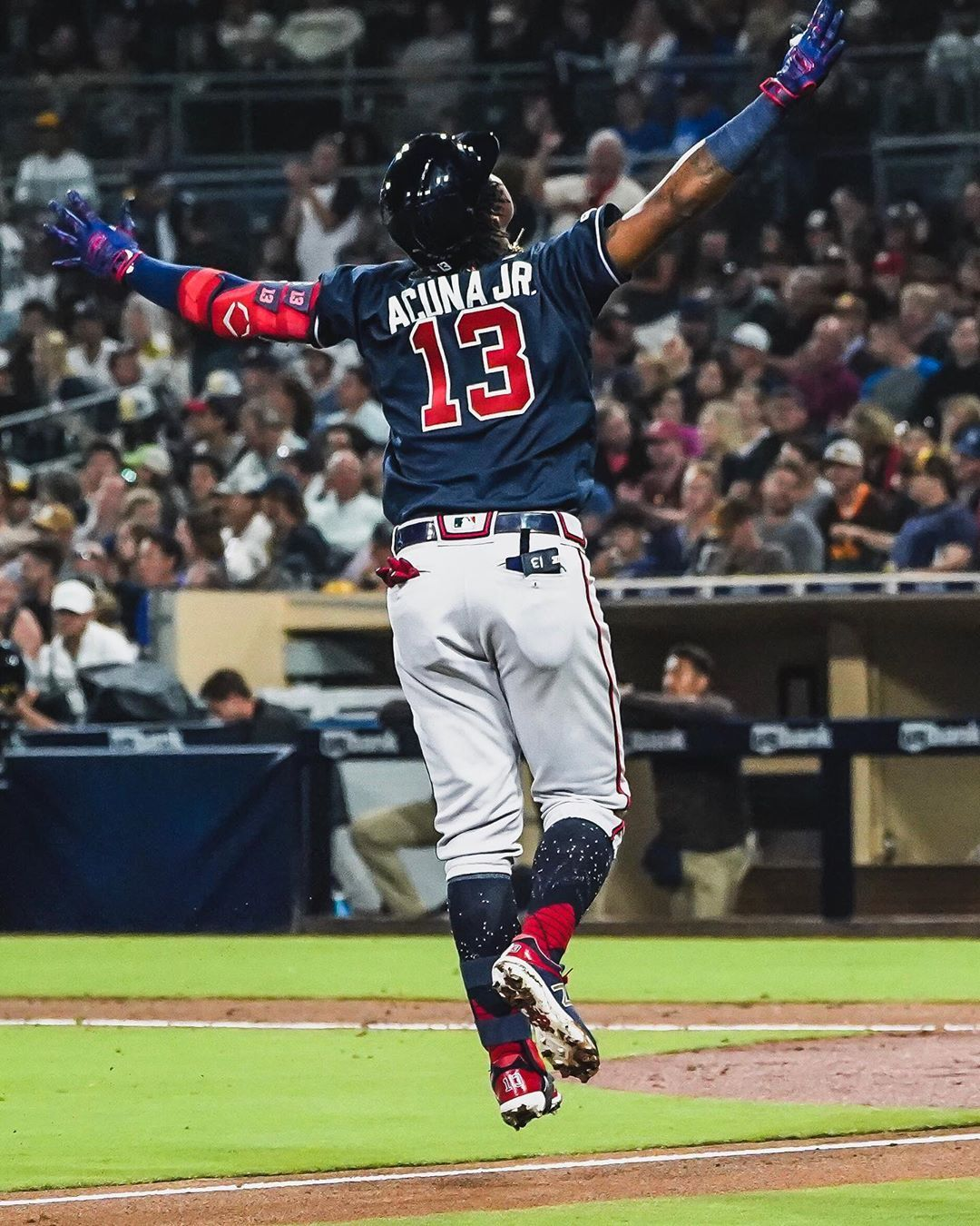 Mlb The Home Run Derby Messes With Your Swi Baseball Big4 Bigfour Big4 Bigfour Big4 Bigfour Homerun Atlanta Braves Baby Atlanta Braves