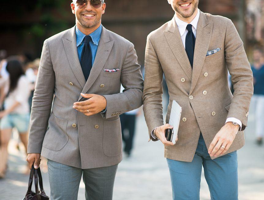 Dress like an italian man summer jacket