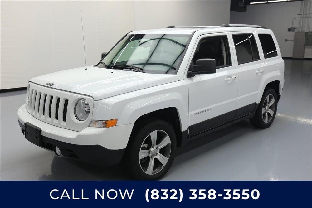 eBay Jeep Patriot High Altitude Edition Texas Direct Auto
