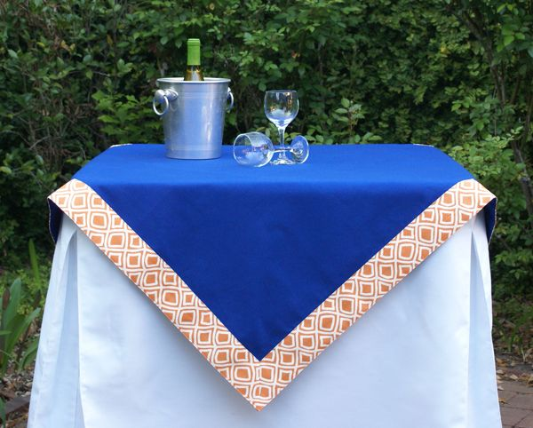 Custom Tailgate Tablecloth 5252A