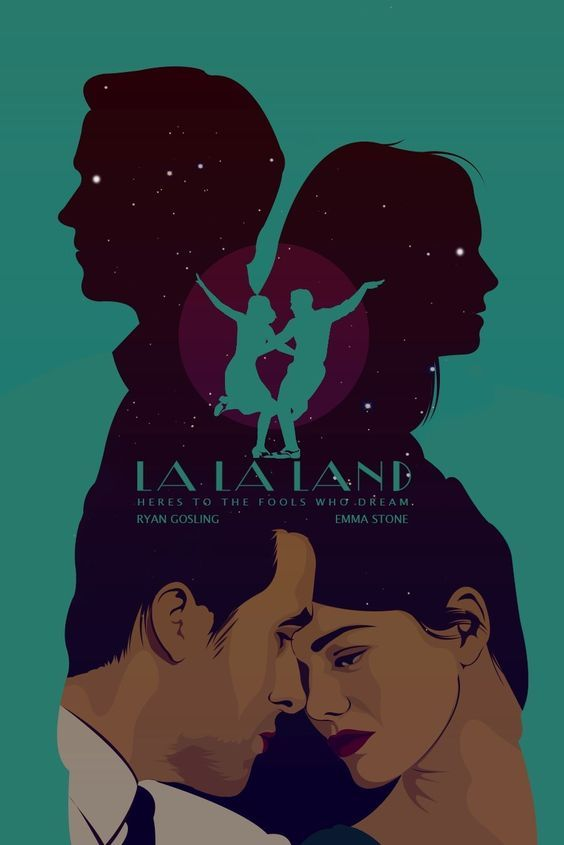 La La Land 2016 With Images Romance Movie Poster Movie
