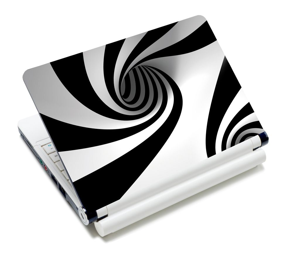 Groovy Decal Apple Pinterest - Vinyl stickers for laptops