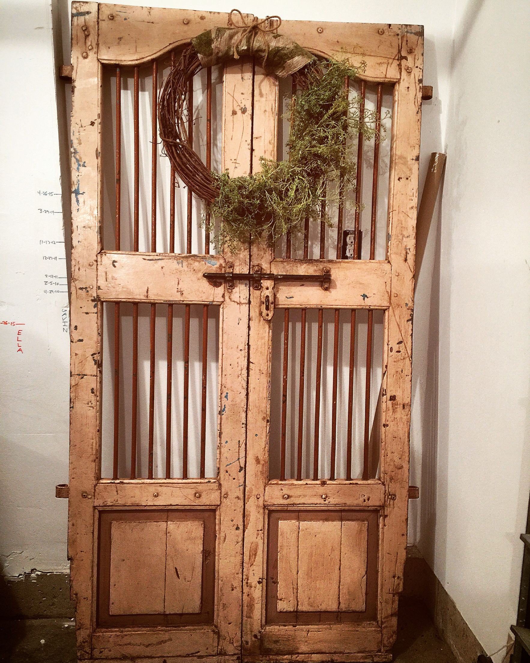 doors rustic interior panels l double phenomenal pine and with pyramid door