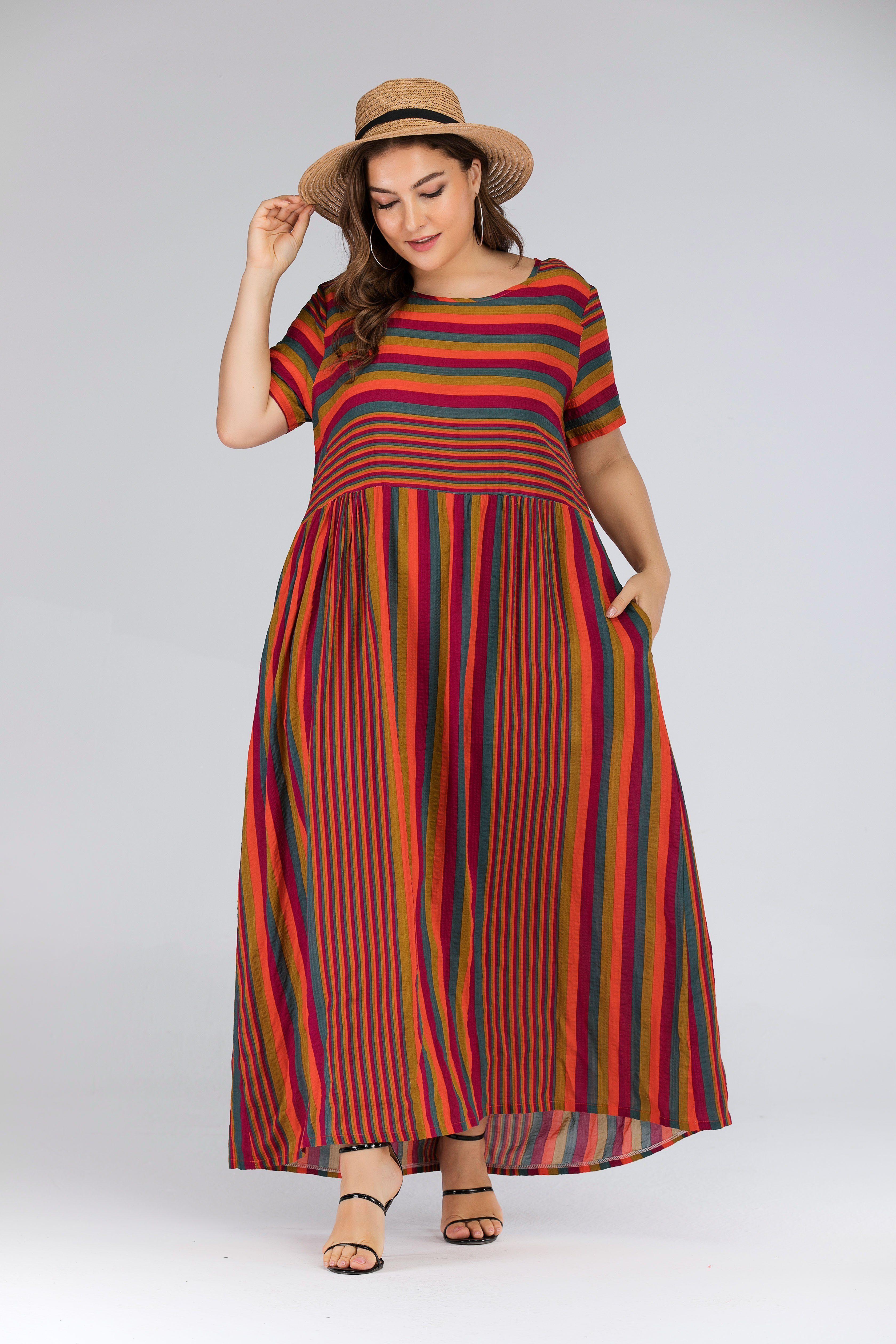 Pin By Doly Panduro On Vestidos De Dama In 2020 Maxi Dress Curvy Dress Plus Size Dresses [ 5040 x 3360 Pixel ]