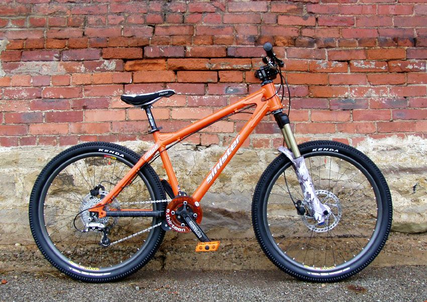 Sinister Ridge Ridemonkey Com Bikes Pinterest Bike Stuff