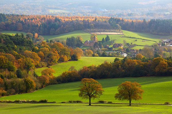 View From Newland S Corner Surrey Landscape Photography Landscape England Countryside