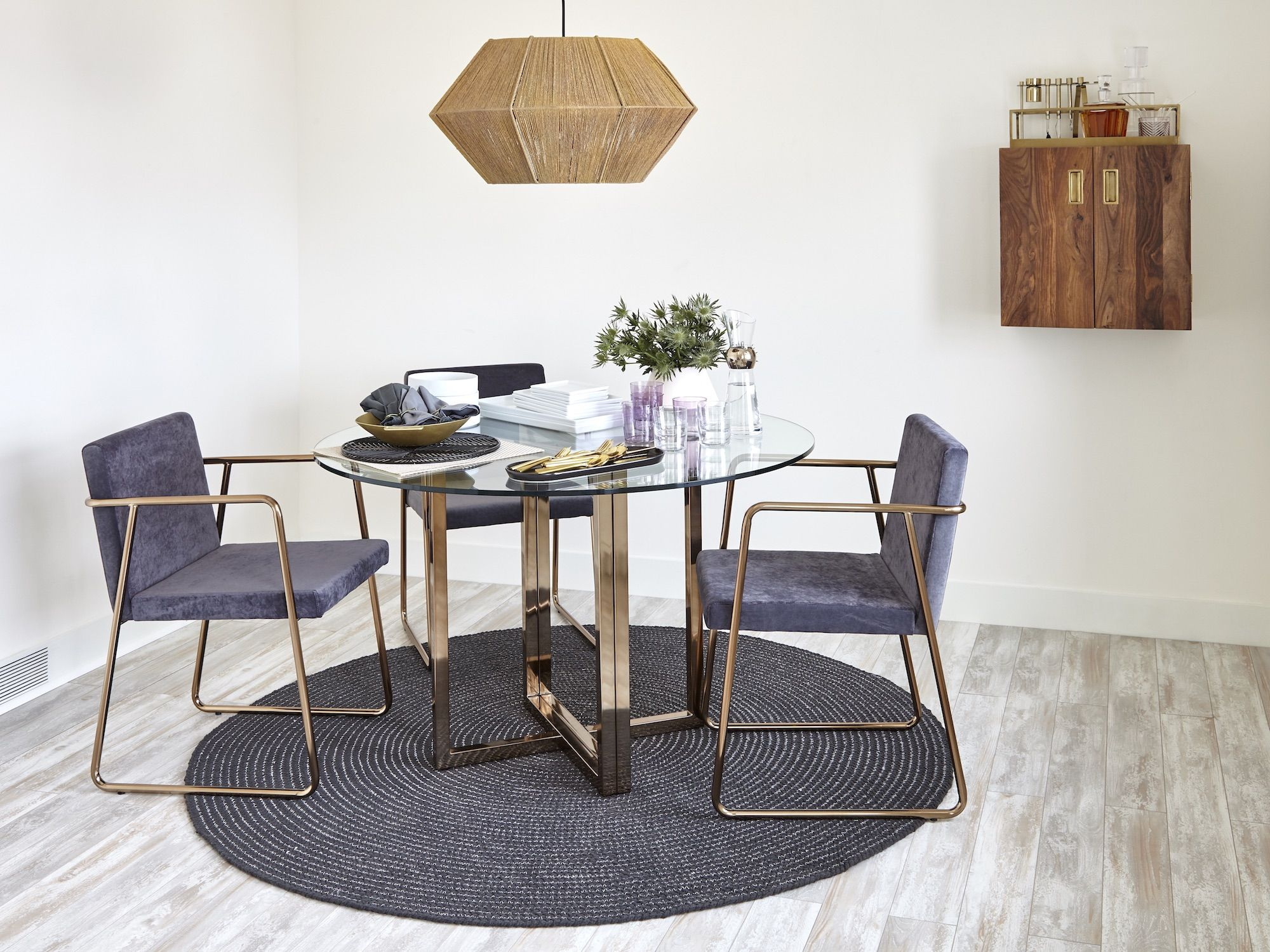 Your Guide To Swanky Stylish Smallspace Entertaining  Small Adorable Dining Room Sets For Small Spaces Review