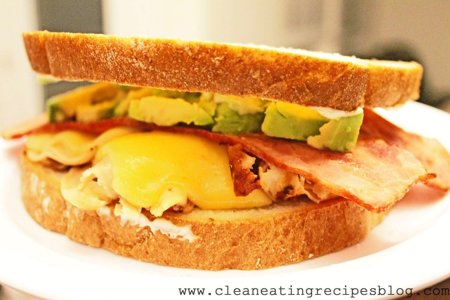 Eating Recipe – Turkey, Avocado and Gouda Sandwich | Weight Loss Meals a...,  ... Clean Eating Re