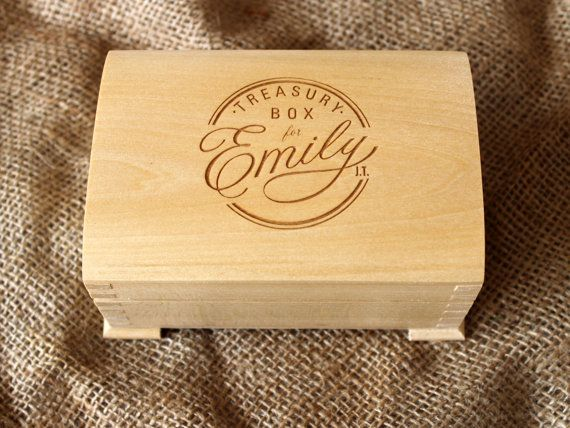 Personalized wooden box Memory box Custom jewelry box | Etsy in 2021 |  Wooden keepsake box, Personalised wooden box, Wooden boxes