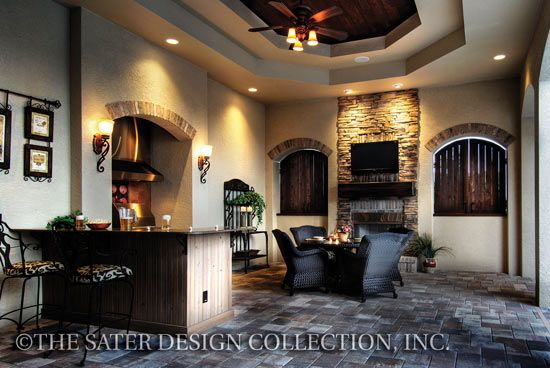 Bergantino House Plan | Kitchens and House on