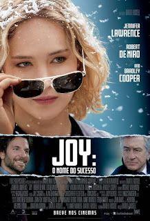 BOAS NOVAS: Joy: O Nome do Sucesso - Filme 2015