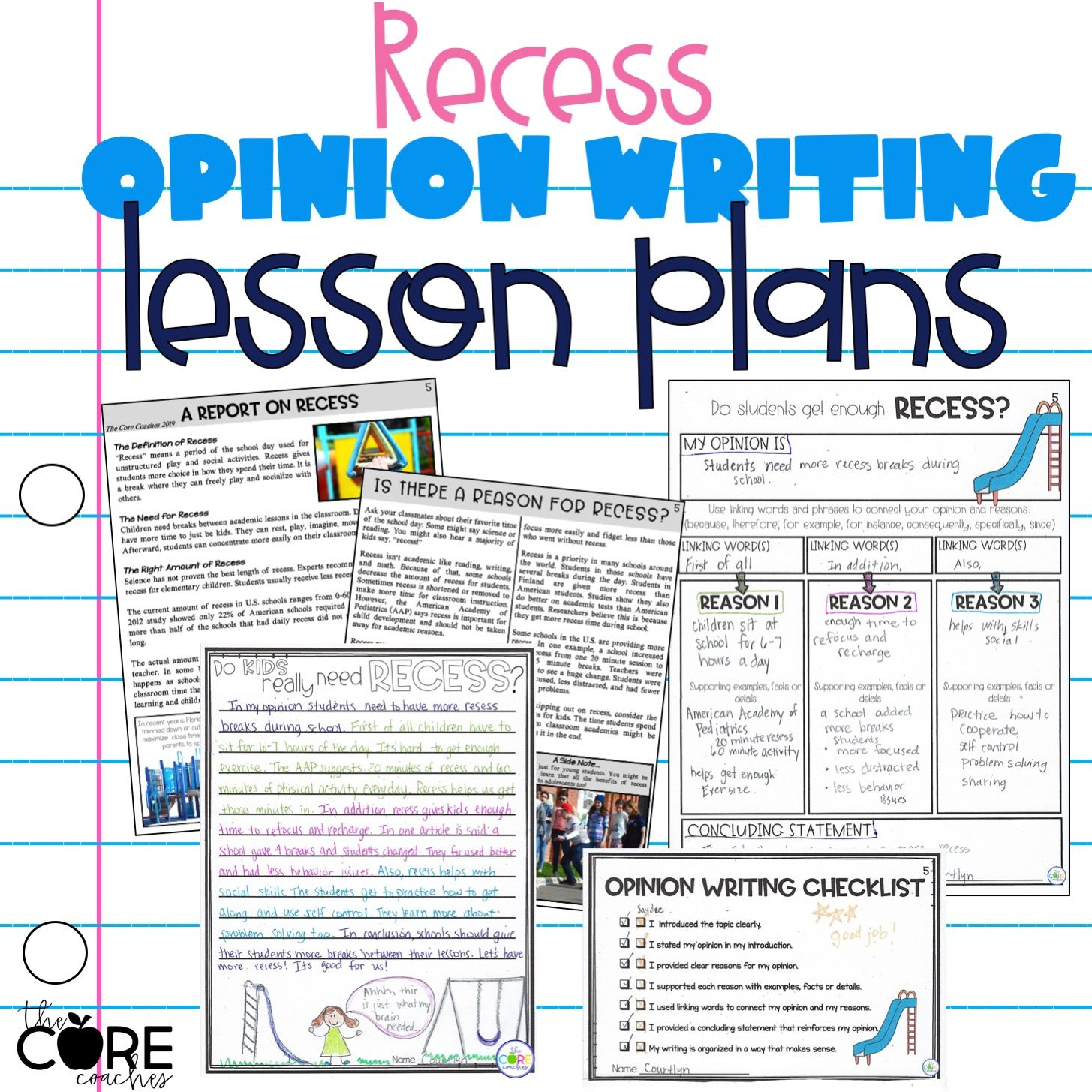 Opinion Writing Lesson Plans Opinion Writing Lesson Plans Writing Lesson Plans Opinion Writing Lessons