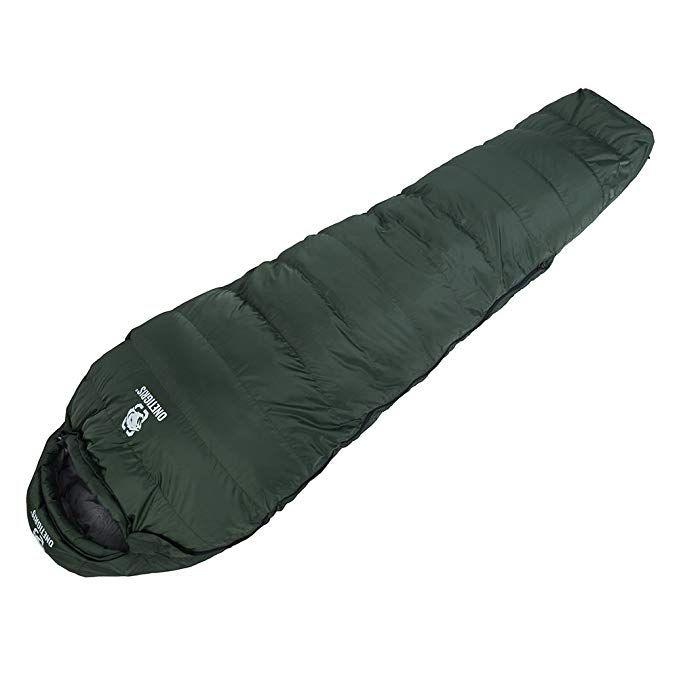 Ultralight Emergency Sleeping Bag Winter For Camping Hiking Travel