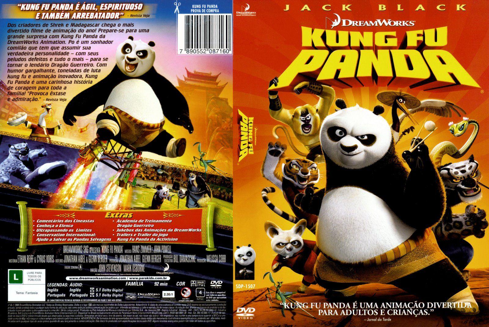 Kung Fu Panda Kung Fu Kung Fu Panda Jack Black