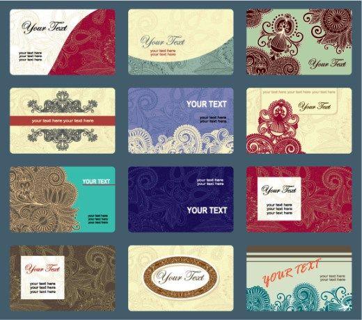Vintage business cards 03