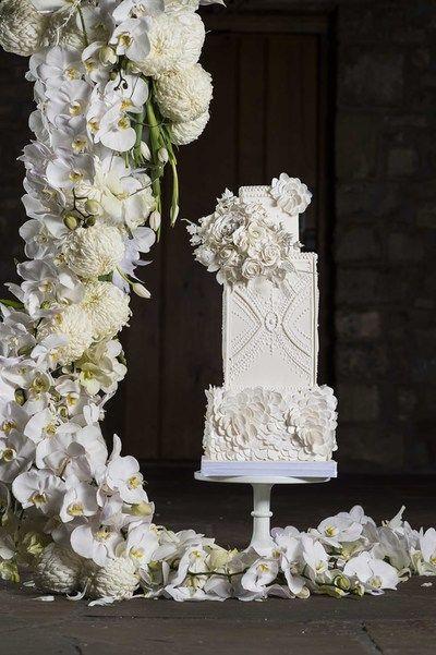 Bespoke Wedding Cakes For Cheshire Manchester