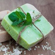 Energizing Mint Soap