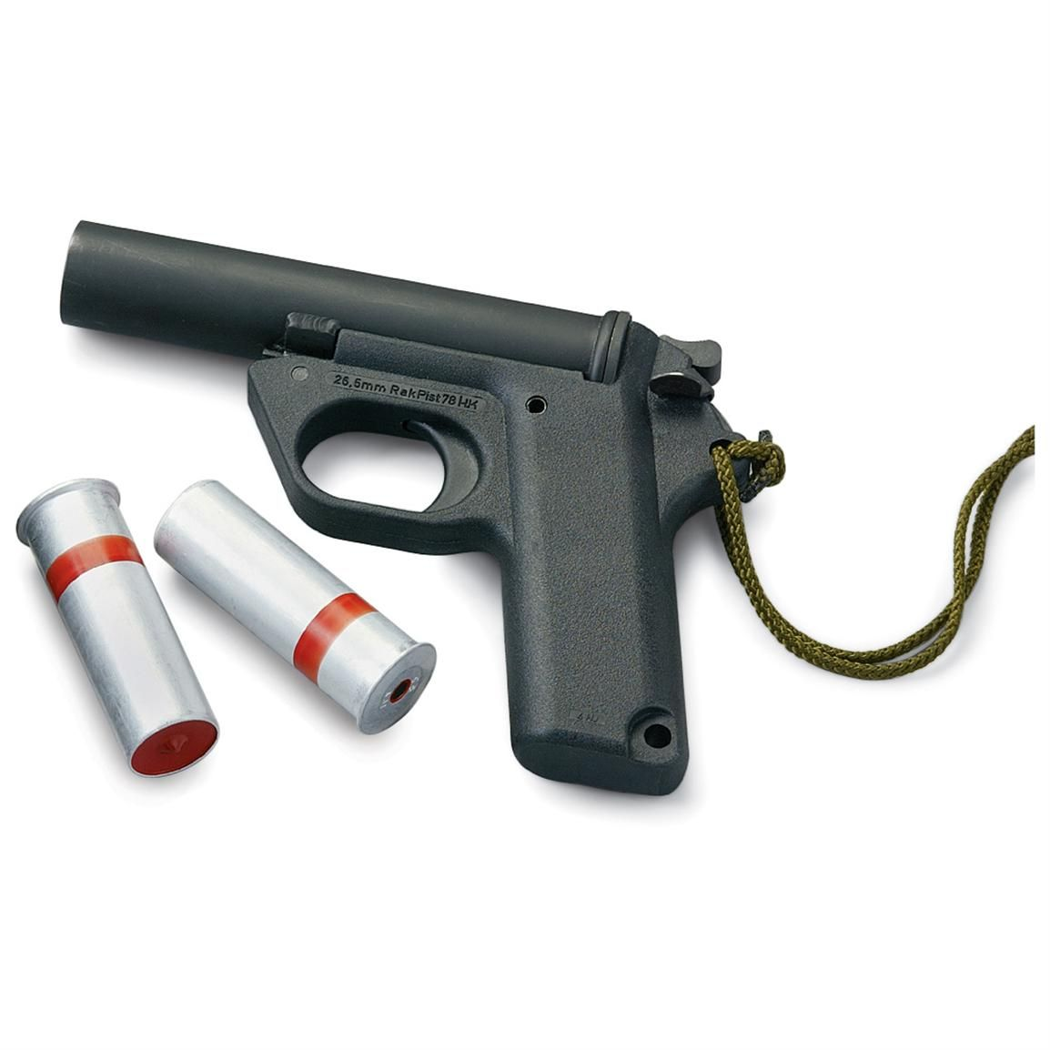 H&K Flare Pistol - A top-quality German-made Flare Gun for ...