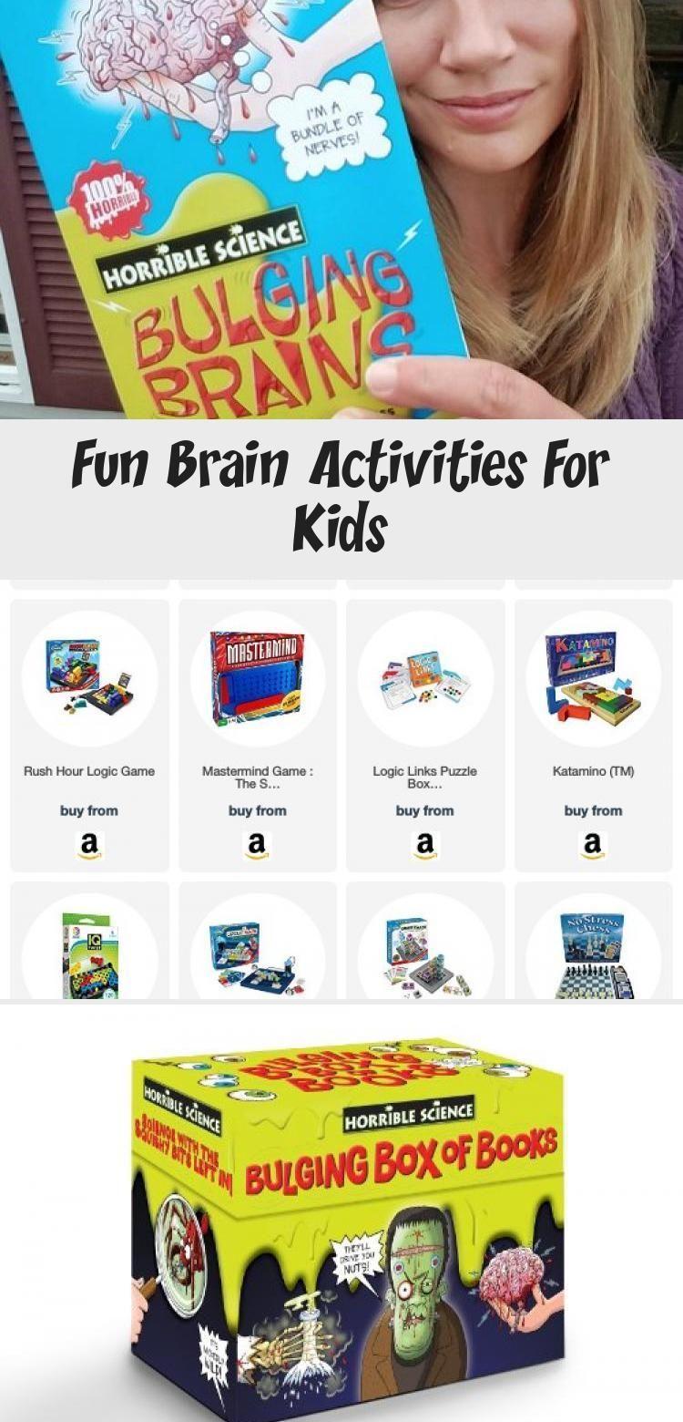 Fun Brain Activities For Kids  Pinokyo  Fun Brain Activities For Kids  Pinokyo