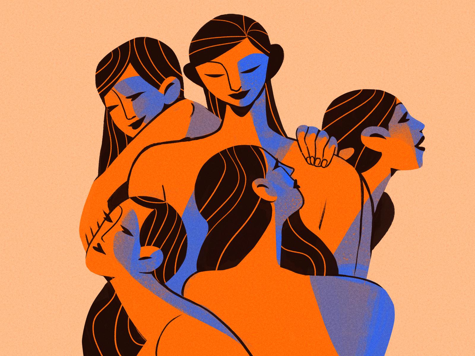 Lovely Illustrations of the Month — September 2018 – Collect UI Design, UI / UX Inspiration Blog