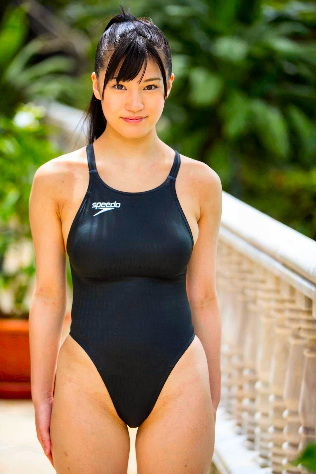 4ca6b47f08 Shoko Takahashi Bathing Suits One Piece, One Piece Swimsuit, Takasaki,  Swimming World,