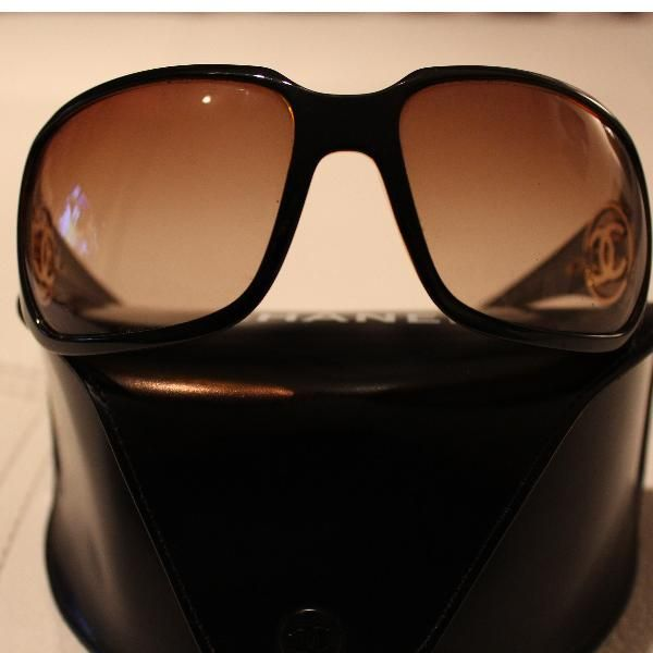 Tip: Chanel Sunglasses (Brown)