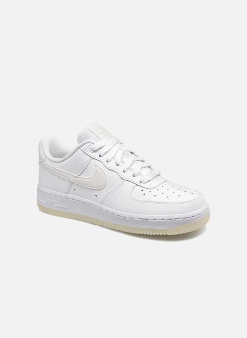 Baskets Nike Wmns Air Force 1 '07 Ess Blanc vue détailpaire