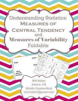 6th grade measure of variability