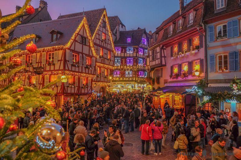 10 lugares que ver en Alsacia imprescindibles – Viajeros Callejeros