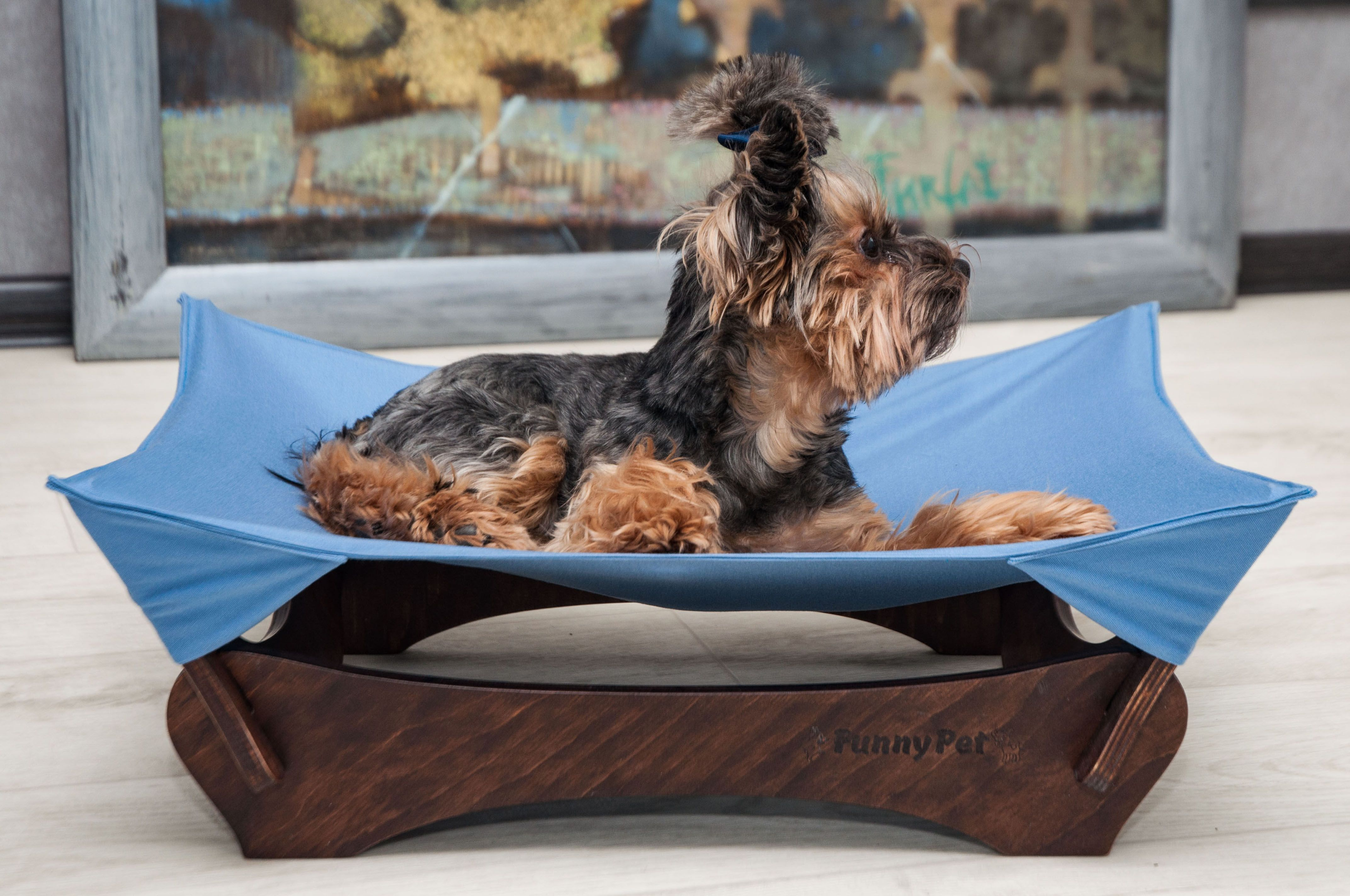 hammocks hsglbar dfohome nt stripe hammock with bar spreader natural ftlr colombian dog xx