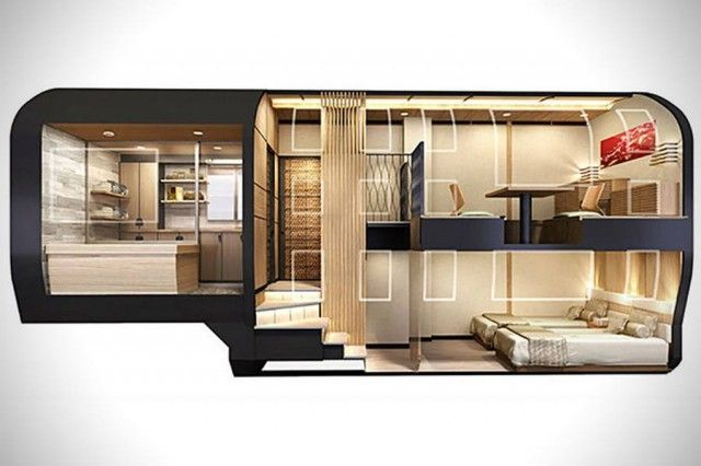 Jr East Cruise Luxury Train