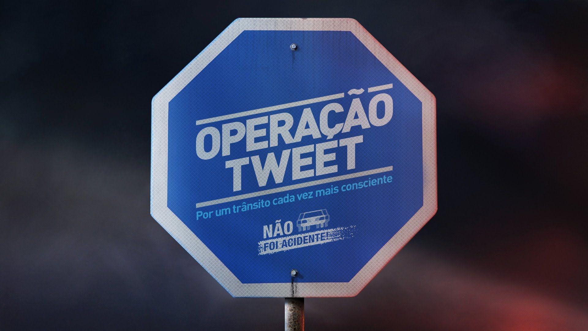 operação tweet - perfis de criminosos agradecendo as informações sobre locais de blitz policial