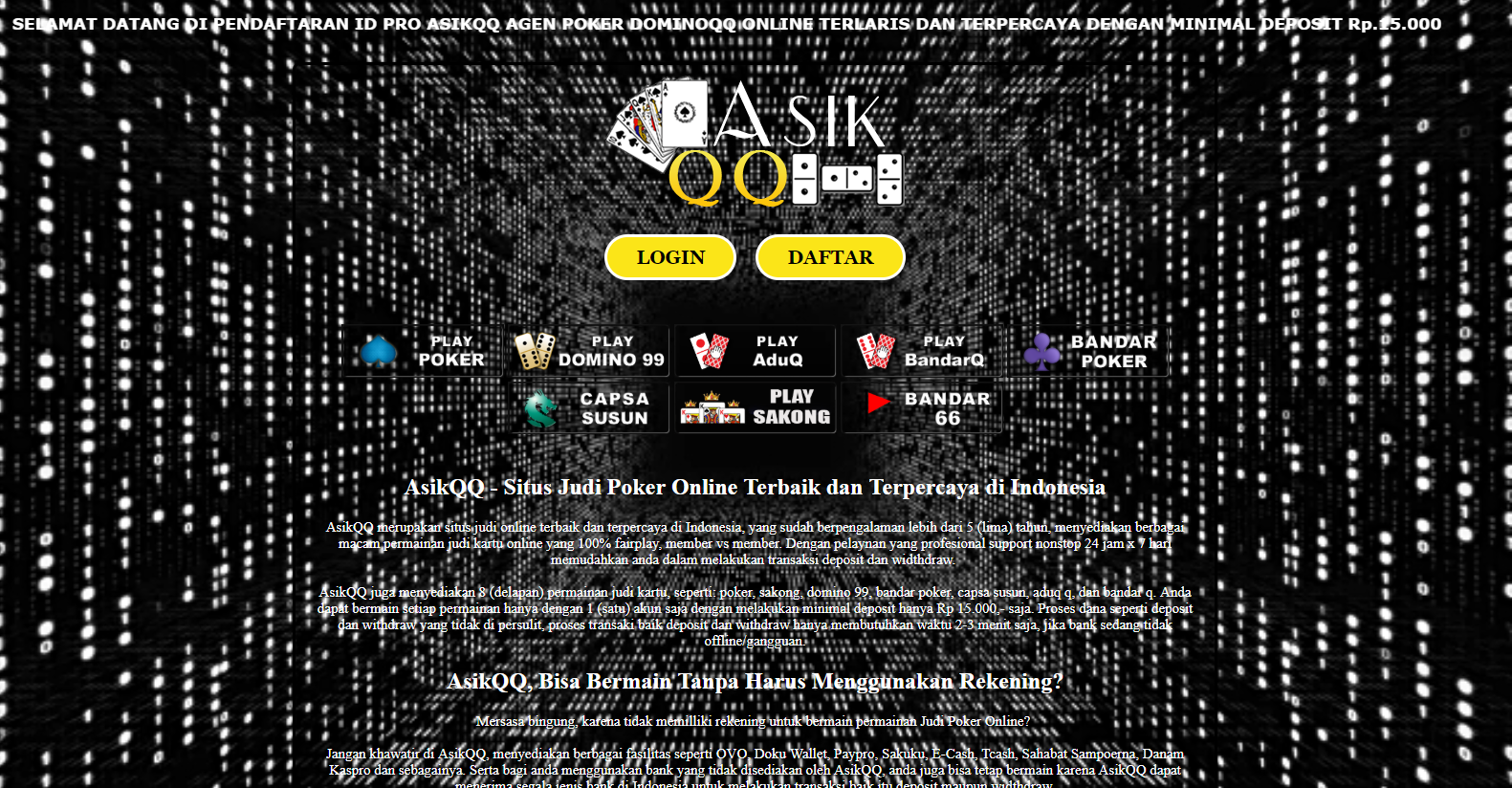 Website Bandarq Terpercaya Projects To Try Audio Mixer Music Instruments