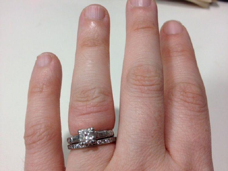 Pin Di Rings That Cut Off Circulation