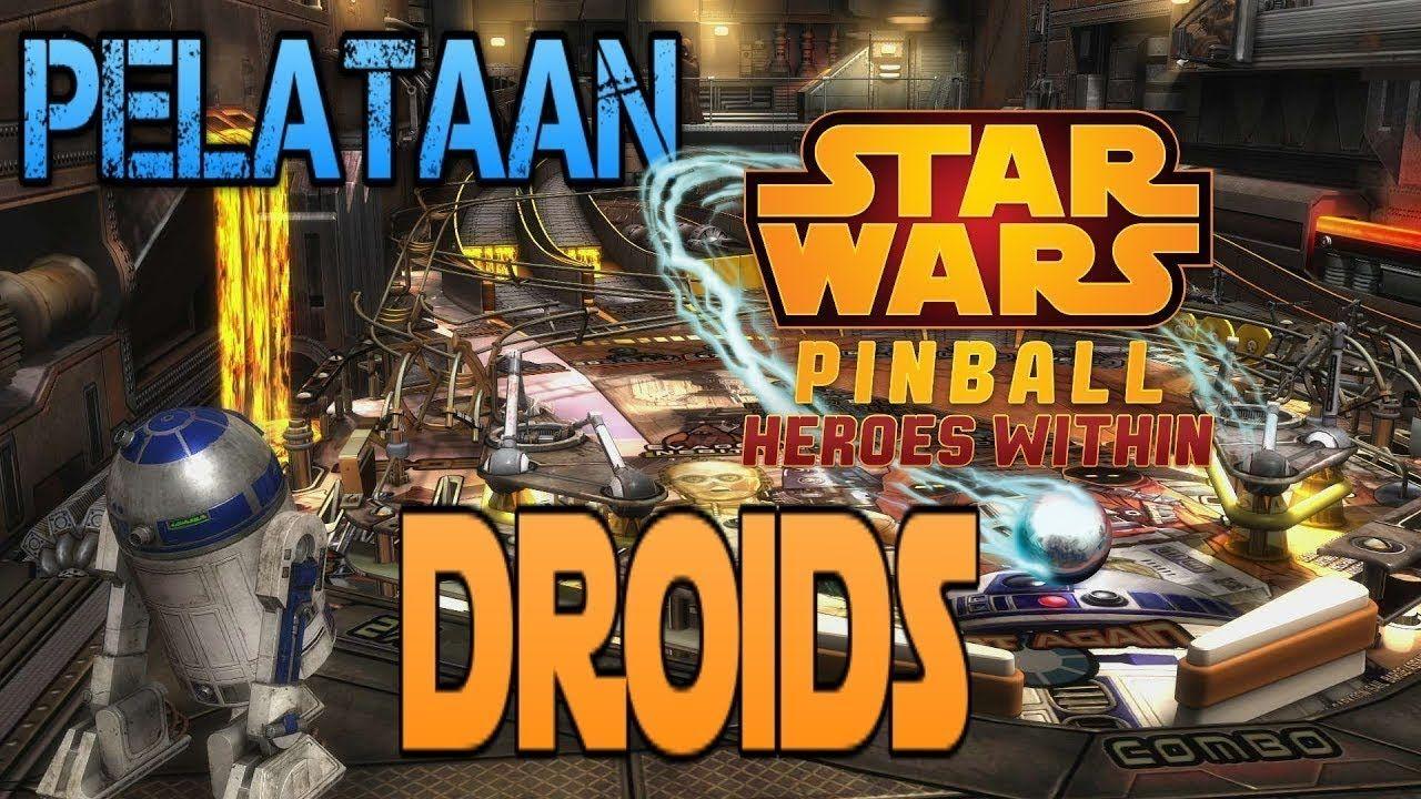 Kenraalin pelikanava Pinball FX 3 Star Wars Heroes Within
