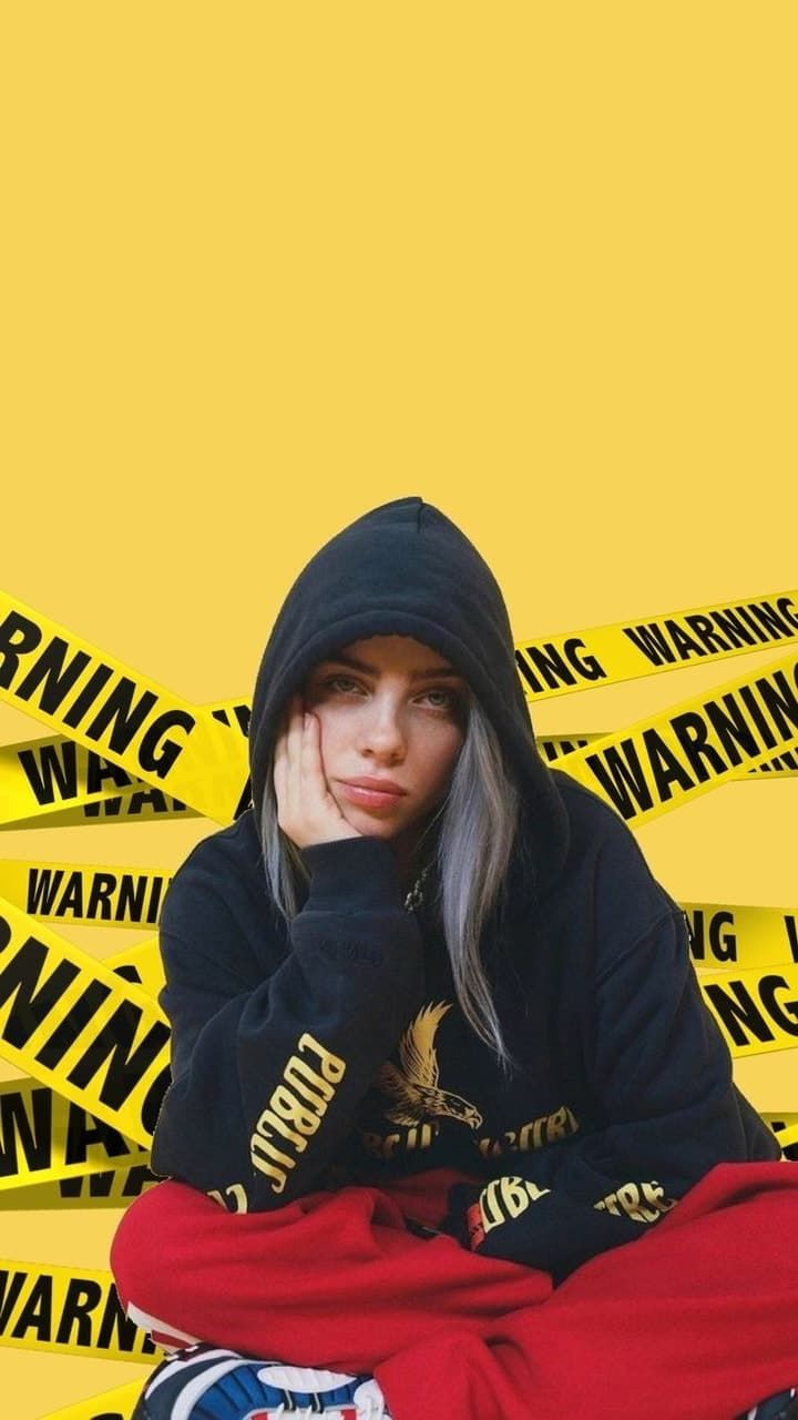 billie eilish wallpaper💫 discovered by ナルディ🌧 on We Heart It