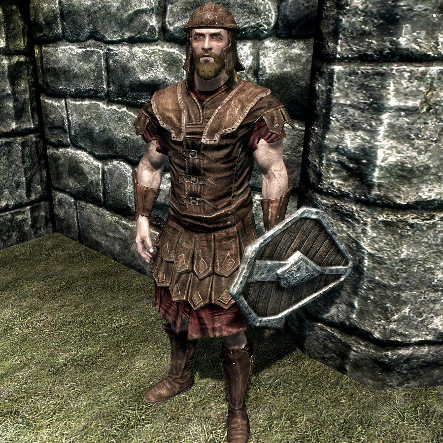 imperial light armor skyrim - photo #2
