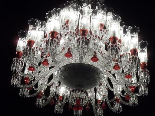Lustre Baccarat Occasion