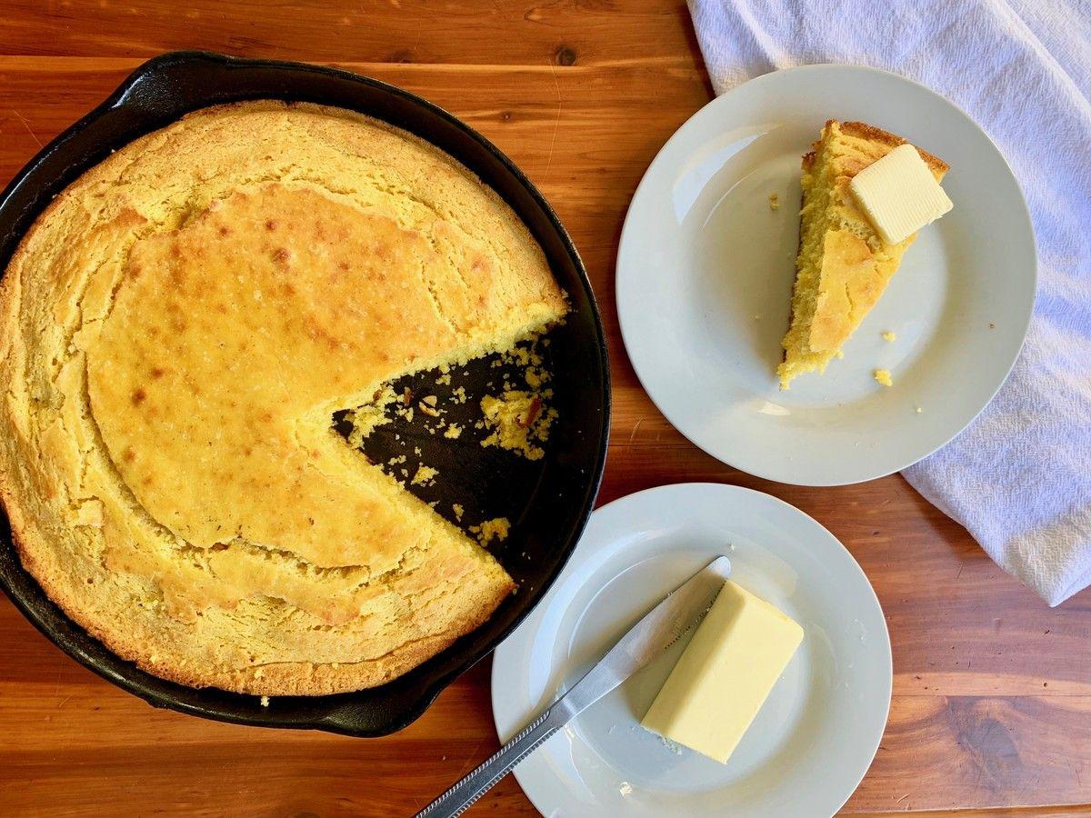 GlutenFree Cornbread Recipe Food recipes, Corn bread
