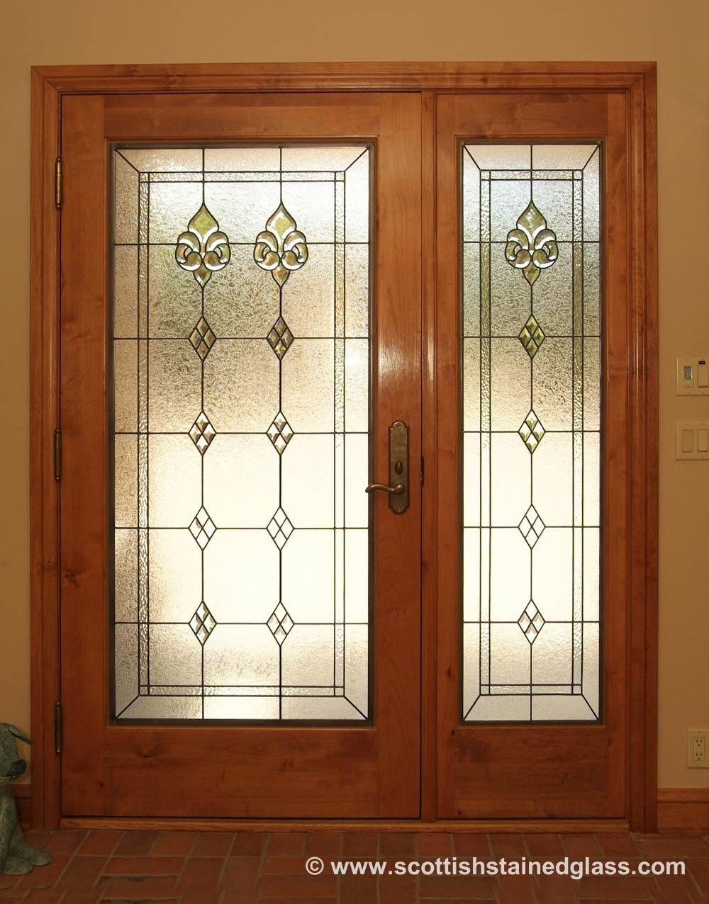 Leaded Glass Door Foyer Pinterest Lead Glass Glass Doors And